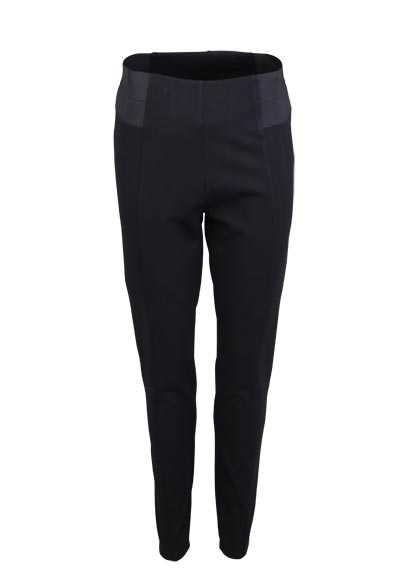 BETTY BARCLAY Skinny Hose Gummibund Stretch schwarz