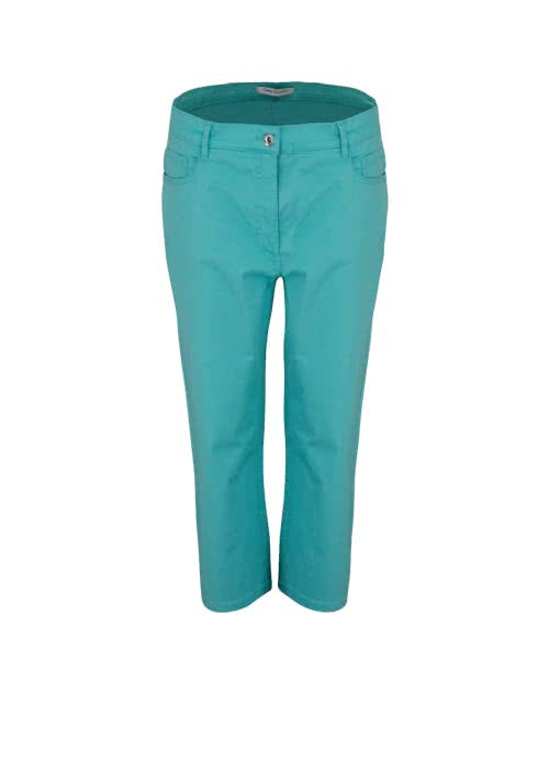 BETTY BARCLAY Slim Fit Hose 7/8 länge 5-Pocket mint