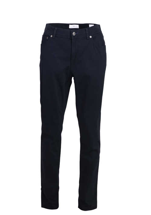 BRAX Regular Fit Hose COOPER FA 5 Pocket Stretch dunkelblau