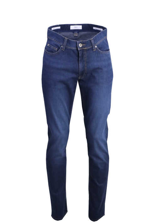 BRAX Regular Fit Jeans CADIZ 5 Pocked Stretch dunkelblau