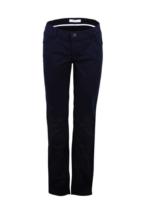BRAX Regular Hose MARY 5 Pocket Stretch nachtblau