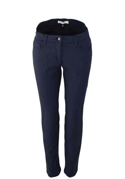 BRAX Skinny Hose SHAKIRA 5-Pocket Stretch navy
