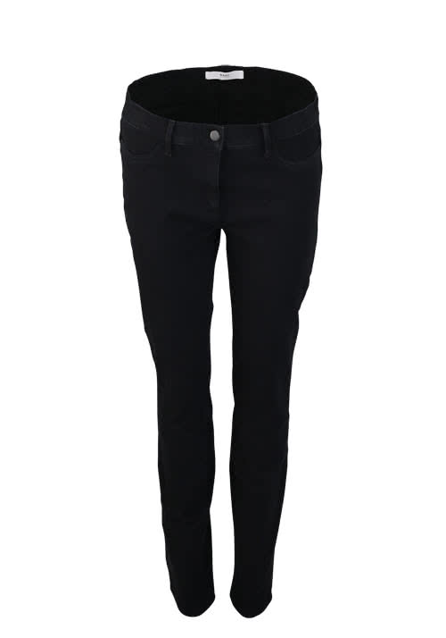 BRAX Skinny Jeans SPICE Push up Stretch schwarz