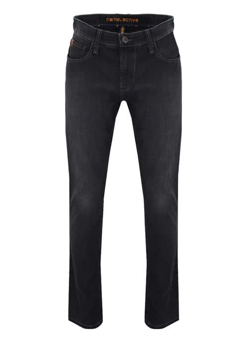 CAMEL ACTIVE Jeans HOUSTON schwarz