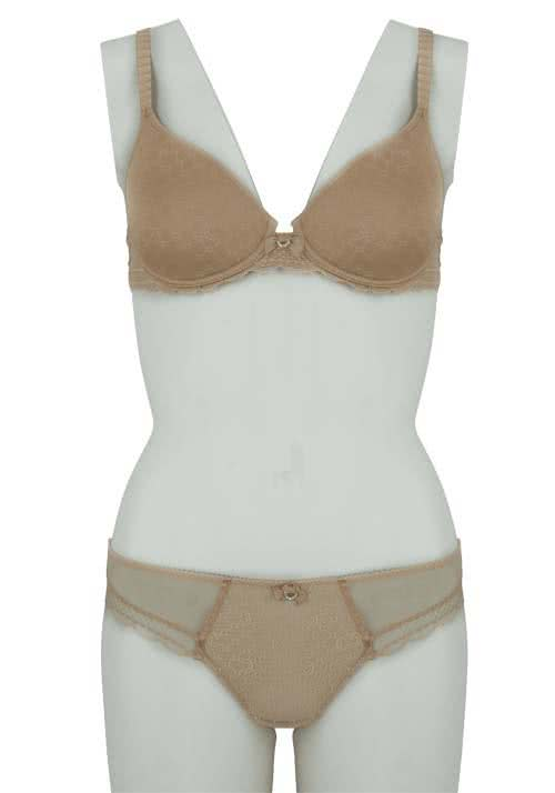 CHANTELLE Spacer BH C CHIC SEXY beige