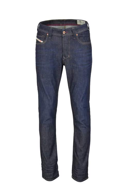 DIESEL Regular Fit Jeans LARKEE-BEEX Stretch navy
