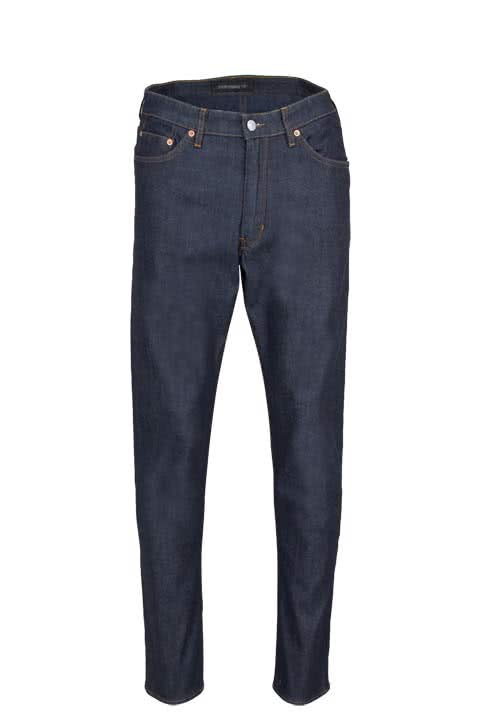 DRYKORN Relaxed Fit Jeans DEEP dunkelblau