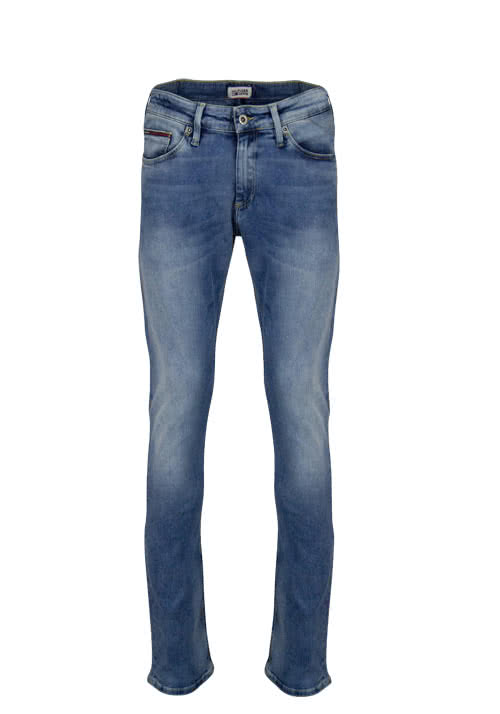 HILFIGER DENIM Jeans SCANTON DYTLST Dynamic Stretch mittelblau