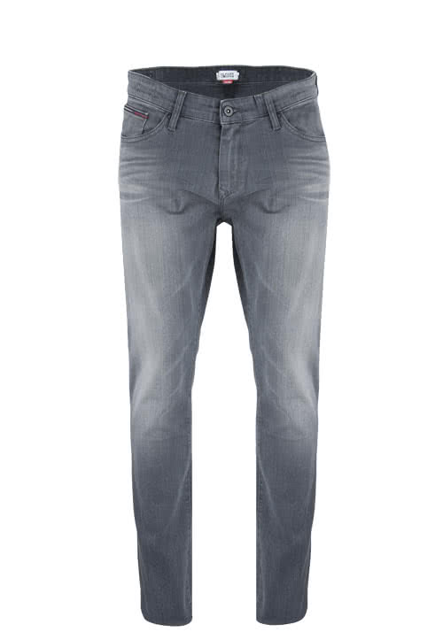 HILFIGER DENIM Slim Jeans SCANTON grau