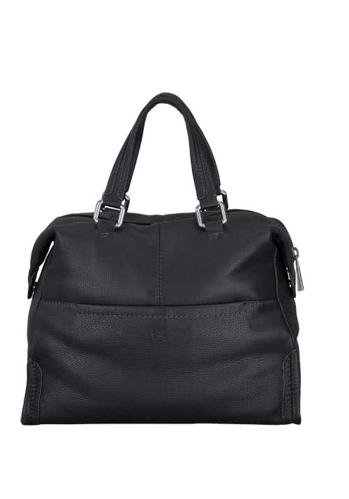 MARC O´POLO Bowling Bag schwarz