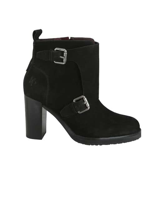 MARC O´POLO High Heel Bootie schwarz