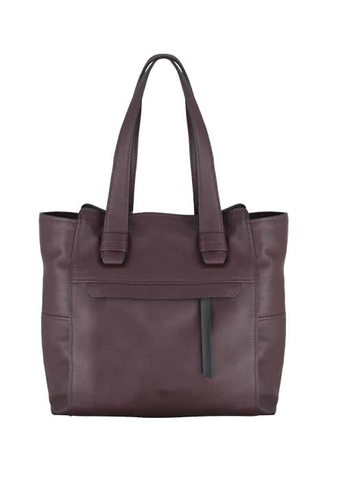 MARC O`POLO Shopper bordeaux