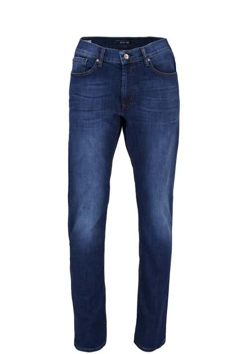 OTTO KERN Regular Fit Jeans RAY Dynamic Pure Stretch mittelblau