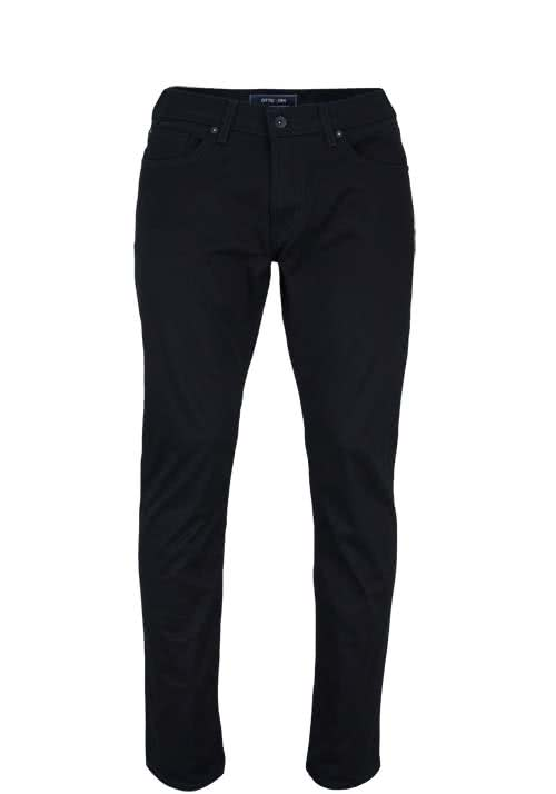 OTTO KERN Regular Fit Jeans Ray schwarz