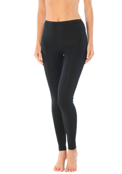 SCHIESSER Original Classics Luxury Leggings schwarz 200003/000